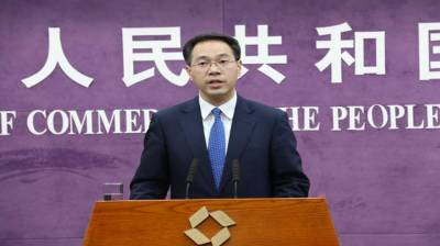 China says trade row with US can be resolved through mutual respect