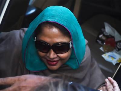 Faryal Talpur's transit remand granted till July 20