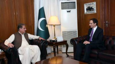 Pakistan FM Shah Mehmood Qureshi held important meeting with
