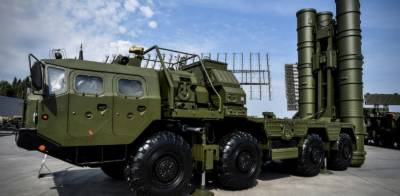 Russia delivers first ever S 400 Missile defence System to the Islamic country