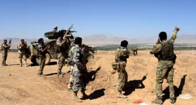 Seven militants killed in Afghan's province Helmand