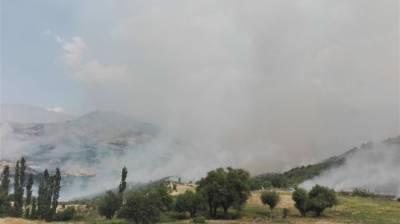 Iran strikes opposition positions on border with Iraqi Kurdistan