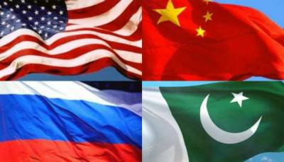 Pakistan gets lauded from China, Russia and United States