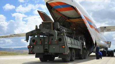 Russia starts delivery of S-400 missile system to Turkey