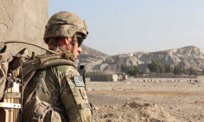 Afghanistan: US service member killed in Kabul today