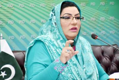 Courts, not conventions, appropriate forum to respond to issues faced by PML-N: Dr Firdous