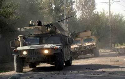 Five policemen killed in roadside bomb blast in Afghanistan