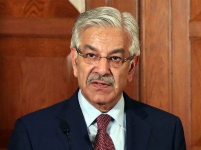Former finance minister Khawaja Asif lands in hot waters