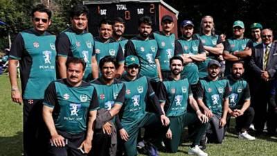 Pakistan won final match of Inter-Parliamentary Cricket World Cup