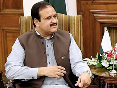 PTI supporting Sanjarni as Senate chairman: CM