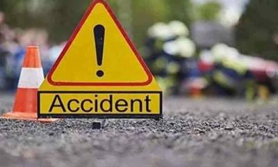 Road accident claims 10 lives in Sanghar