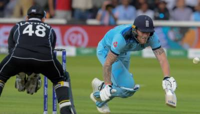 England 'mistakenly' awarded extra run in World Cup final: former umpire