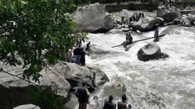 Flash flood kills 22 in AJK