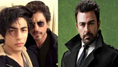 Shaan Shahid slammed for attacking Shah Rukh Khan, son Aryan Khan