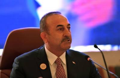 Turkey will drill for gas until Greek Cypriots accept plan: Turkish FM
