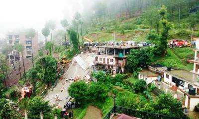 Twelve killed in house collapse as monsoon toll rises across South Asia