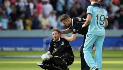 Boundaries rule, overthrow decision down New Zealand in World Cup final