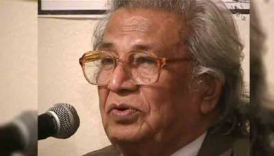 Famous Urdu poet Himayat Ali Shair passes away in Toronto