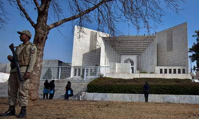 SC issues notices to respondents over Balochistan assembly election matter