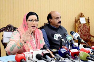 World media has also exposed Shehbaz's corruption now: Dr Firdous