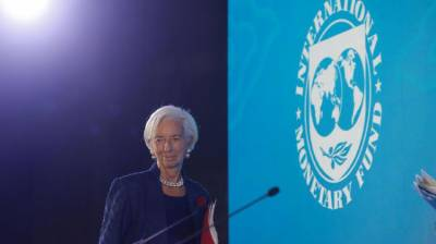 Christine Lagarde resigns as head of IMF