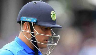 MS Dhoni: First casualty of India's World Cup failure