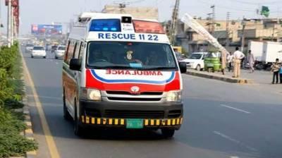 Road accident kills four at Chichawatni Kamalia road near Ravi toll plaza