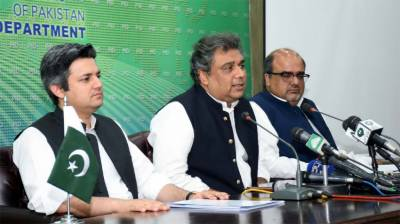 Those who looted national kitty will be exposed: Ali Zaidi