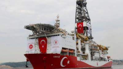 Turkey to continue search for gas and oil reserves despite curbs by EU