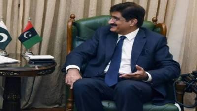 CM Sindh, UAE envoy discuss bilateral ties
