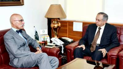 Dawood invites European investors to benefit opportunities in Pakistan