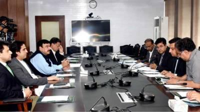 Govt committed to upgrade railways infrastructure: Khusro, Rasheed