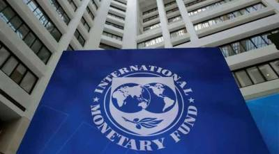 IMF sees dangers from trade tensions, overvalued dollar