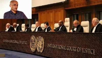 India claims 'complete victory' in Jadhav case