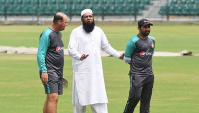 Inzamam to step down as chief selector when contract expires