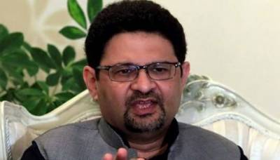NAB team arrives at Miftah Ismail's residence to arrest him