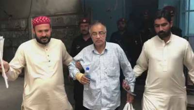 On FIR of Arshad Malik: Man involved in judge's video scandal arrested