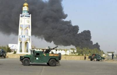 Over 100 soldiers killed, injured in Taliban attack on Police Headquarters in Afghanistan