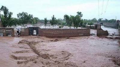 PDMA issues alert about heavy rains, flash floods in hilly areas of KP