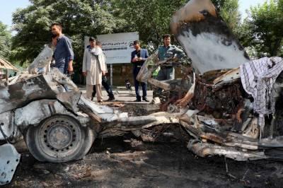 Deadly bomb blast near main Kabul University, Afghan Taliban deny involvement