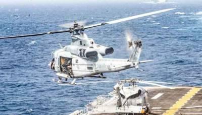 US destroys Iranian drone in Strait of Hormuz: Trump