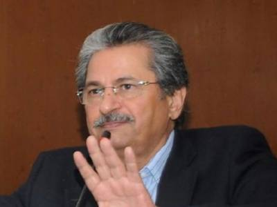 Govt not interfering in affairs of national institutions: Shafqat