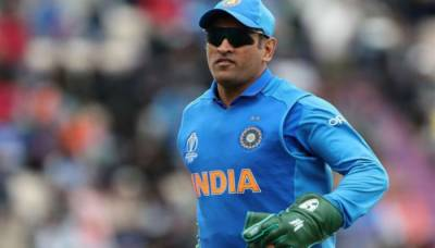 MS Dhoni 'unavailable' for Windies tour, will serve his Army regiment