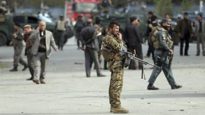 Afghan Forces claims killing Taliban Military Commission Chief