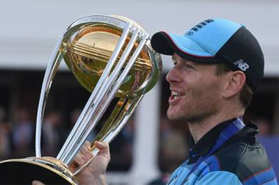 England Captain Eoin Morgan remarks on World Cup final results stuns all