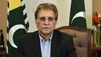 AJK PM condemns unprovoked Indian firing on LoC