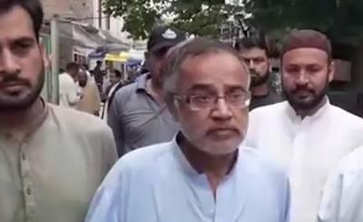 Mian Tariq: Main suspect of the alleged video of Arshad Malik sent on judicial remand
