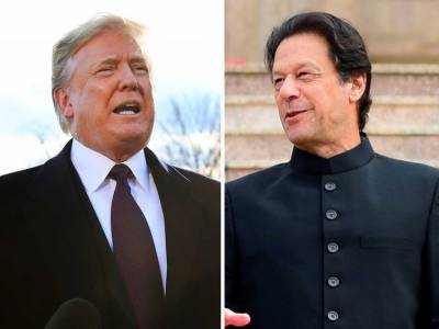 PM Imran Khan meets US President Donald Trump in Washington today