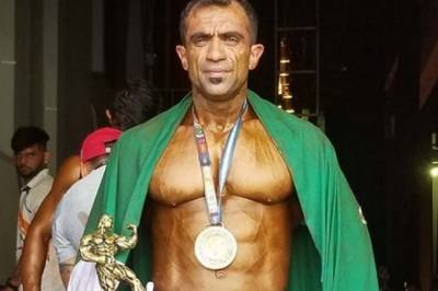 South Asian body building