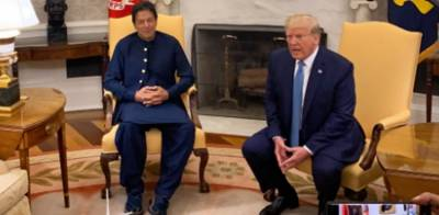 US President Donald Trump desires great relations with Pakistan